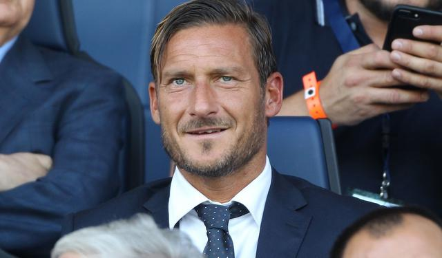 Francesco Totti, FOTO: INSIDEFOTO.IT