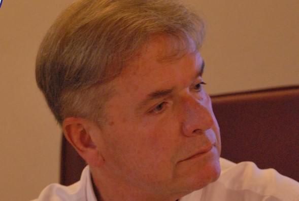 Il vice presidente della Virtus Tonino Donatiello, foto: Donato Di Campli