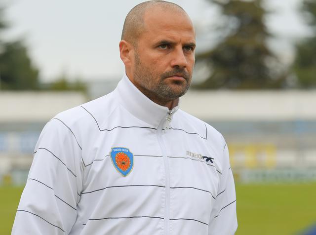 L'allenatore Paolo Bianco, foto: Emanuele Taccardi