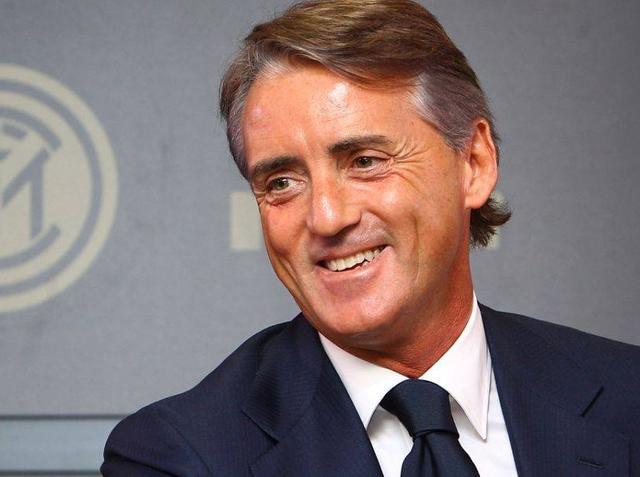 Il tecnico Roberto Mancini, foto: Fonte Web