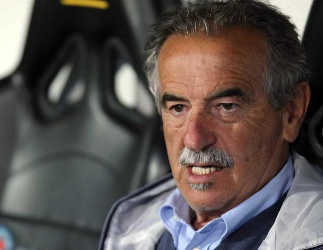L'allenatore Emiliano Mondonico, foto: Fonte Web