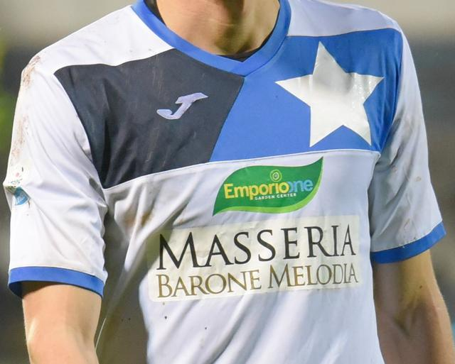 La maglia del Bisceglie, foto: Fonte Web