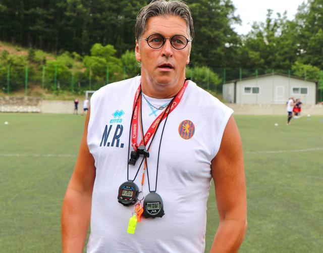 Il tecnico Nicola Ragno, foto: Fonte Web