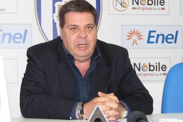 Il presidente dell'Akragas Silvio Alessi, foto: Fonte Web