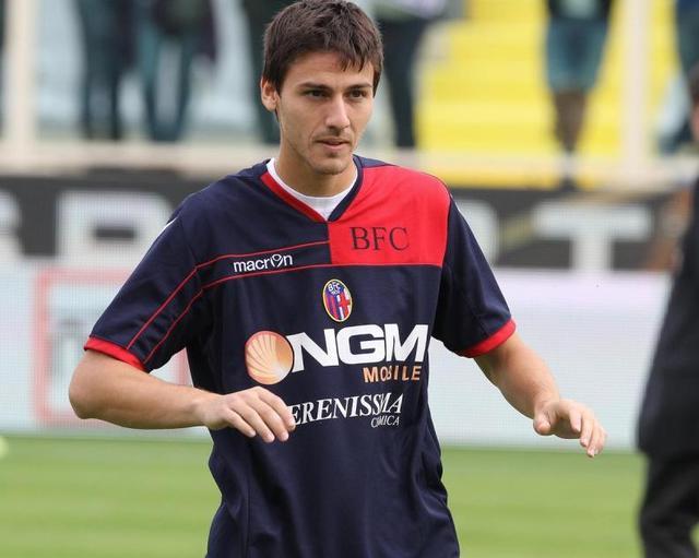 Il centrocampista Marti Riverola, foto: Fonte Web