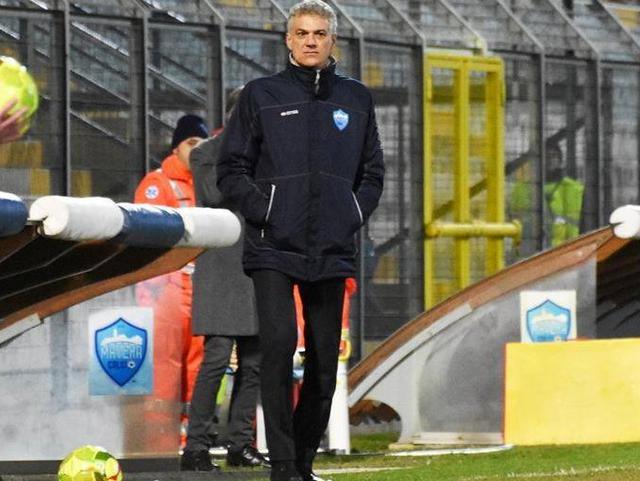 Il tecnico Loreno Cassia, foto: Sandro Veglia