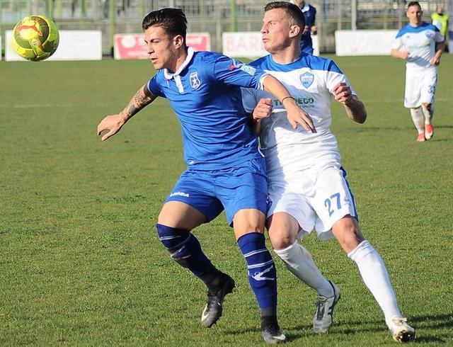 Una fase del match di ieri pomeriggio, foto: Mirco Sorrentino