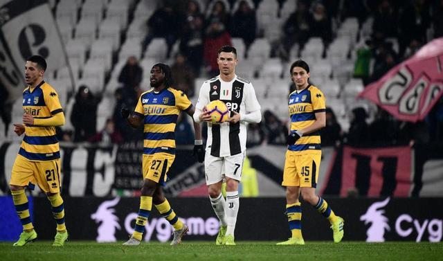 Una fase di Juventus-Parma, foto: Fonte Web