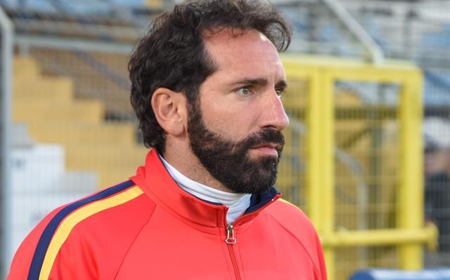 Il tecnico Fabio Caserta, foto: Emanuele Taccardi