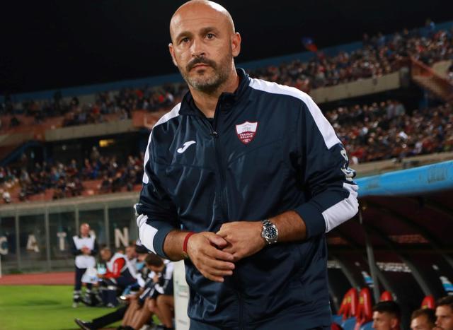 Il tecnico Vincenzo Italiano, foto: Fonte Web