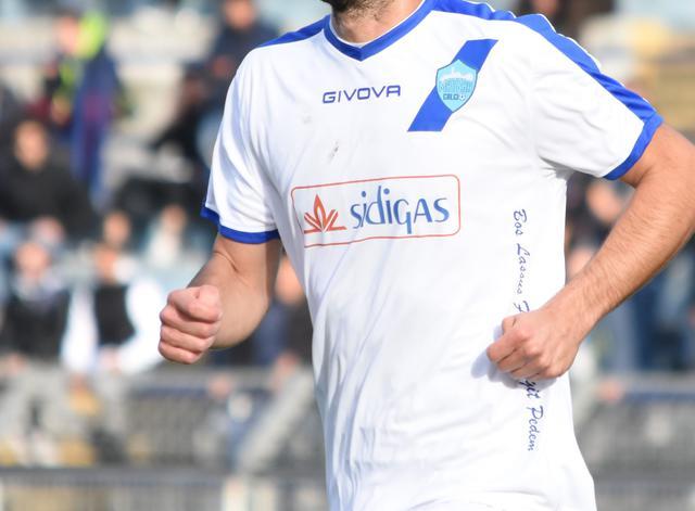 La maglia dei biancozzurri, foto: Sandro Veglia