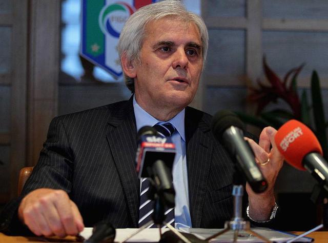 Il presidente dell'Aia Marcello Nicchi, foto: Fonte Web