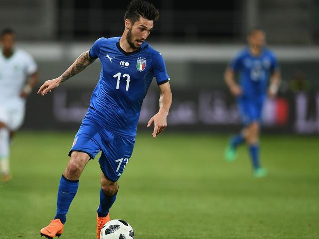 Il centrocampista Matteo Politano, foto: Figc.it