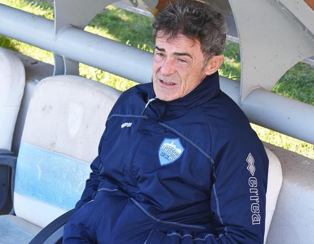 Il tecnico Gaetano Auteri, foto: Emanuele Taccardi
