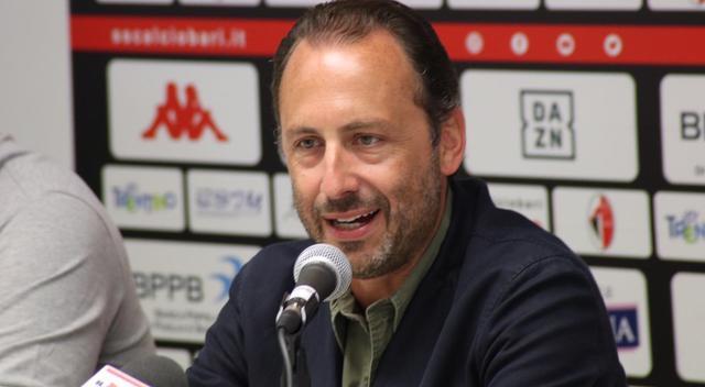 Il presidente Luigi De Laurentiis del Bari, FOTO: FONTE WEB