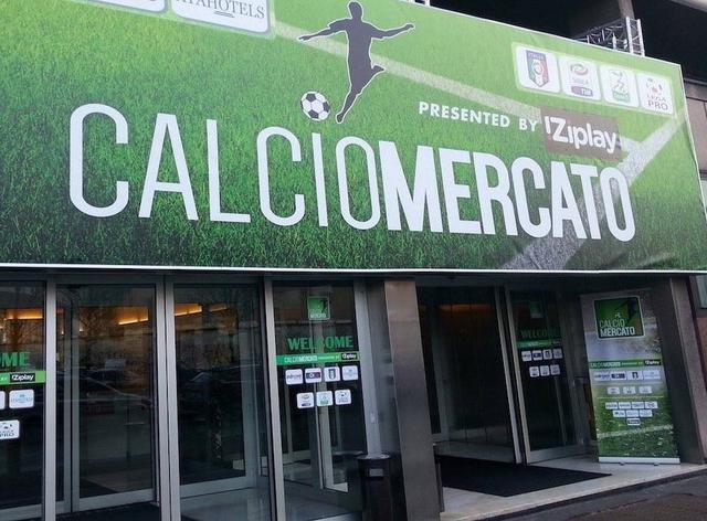 La nuova sede del calcio mercato, foto: Fonte Web