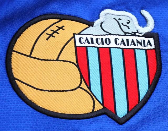 Il logo del Catania, foto: TuttoMercatoWeb.com