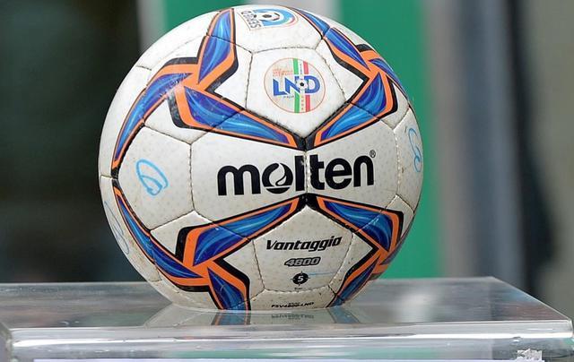 Pallone Serie D, FOTO: ENRICOLEVRINI.COM