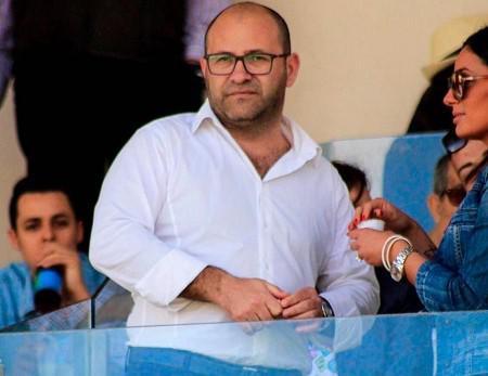 Il presidente del Siracusa Gaetano Cutrufo, foto: Fonte Web