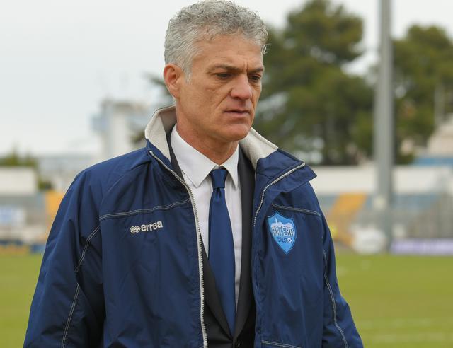 Il tecnico Loreno Cassia, foto: Emanuele Taccardi