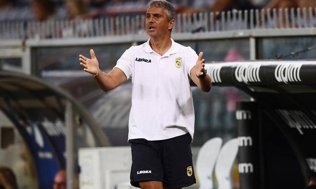 Il tecnico Giovanni Lopez, FOTO: MATTEO GRIBAUDI-IMAGE SPORT