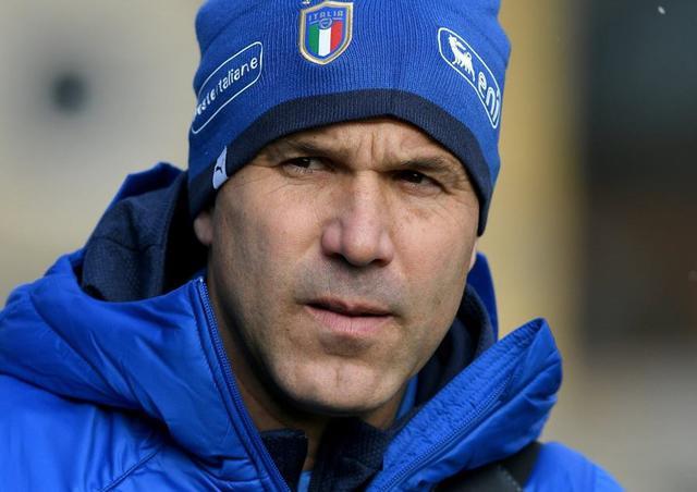 Il ct Luigi Di Biagio, foto: Figc.it