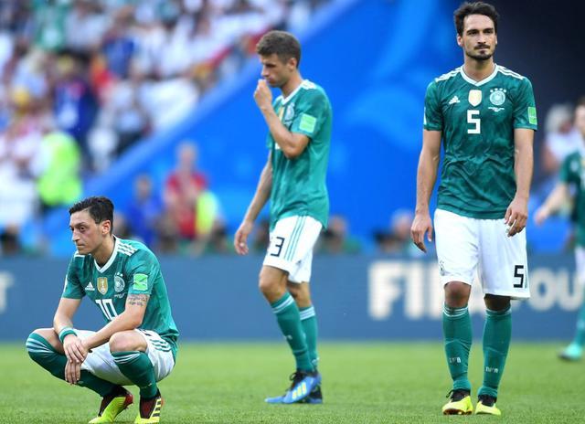 La disperazione finale della Germania, foto: Fifa.com