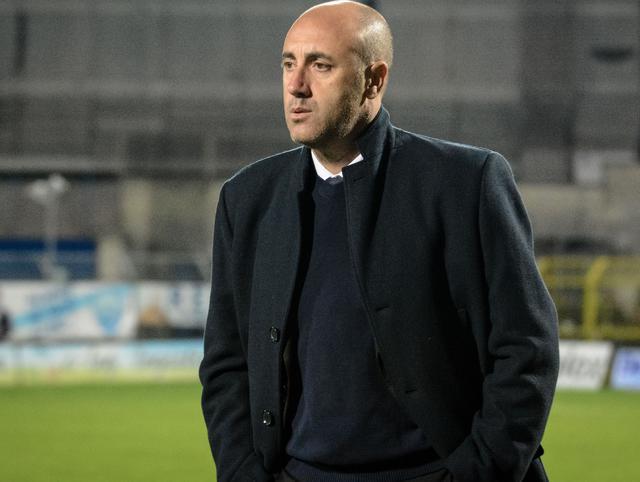 Il tecnico Nunzio Zavettieri, foto: Emanuele Taccardi