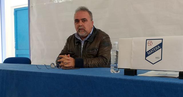 L'imprenditore materano Giuseppe Fragasso, foto: TuttoMatera.com