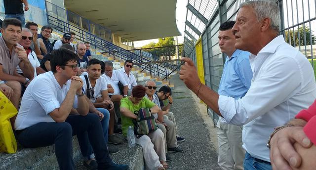 L'imprenditore Nicola Benedetto, FOTO: TUTTOMATERA.COM