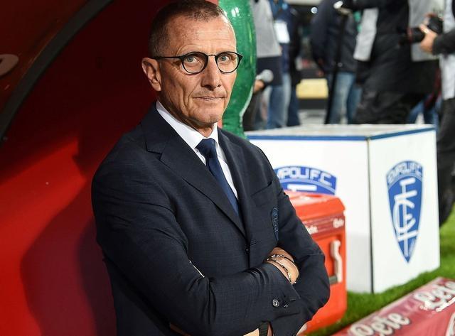L'allenatore Aurelio Andreazzoli, foto: Fonte Web