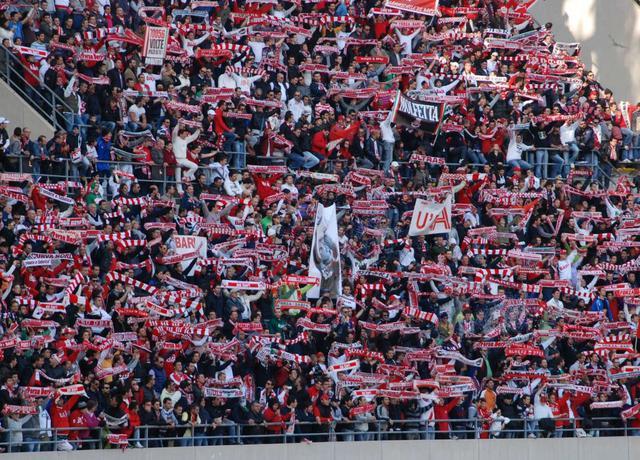 I tifosi del Bari, foto: Fonte Web