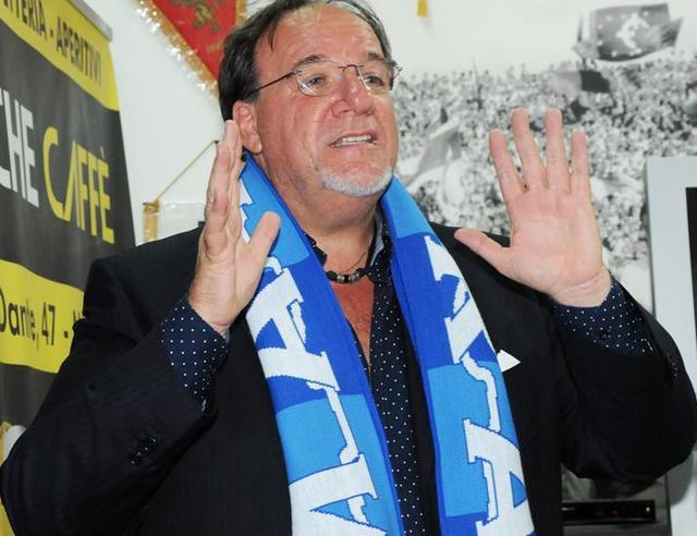 Il neo presidente Rosario Lamberti, foto: Sandro Veglia