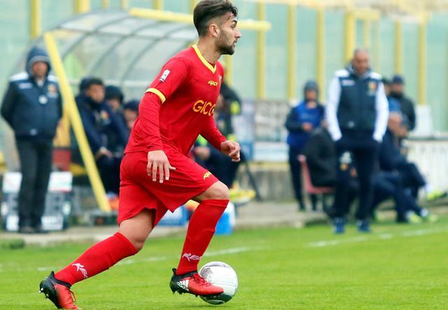 Il centrocampista Maita, foto: Fonte Web