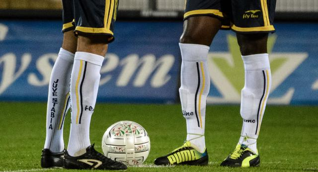 Il pallone, FOTO: EMANUELE TACCARDI