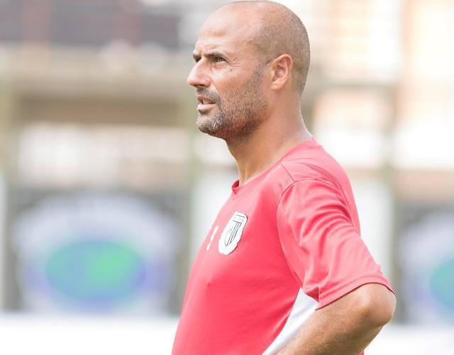 L'allenatore Paolo Bianco, foto: Fonte Web