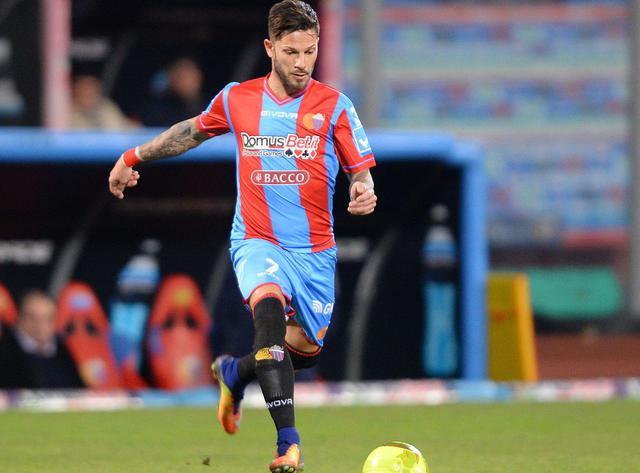 L'attaccante Andrea Russotto in azione, foto: Fonte Web