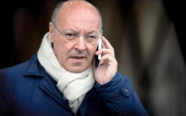 Il dirigente Beppe Marotta, foto: Fonte Web