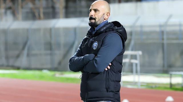 Il tecnico Ciro Ginestra, foto: Emanuele Mastrodonato