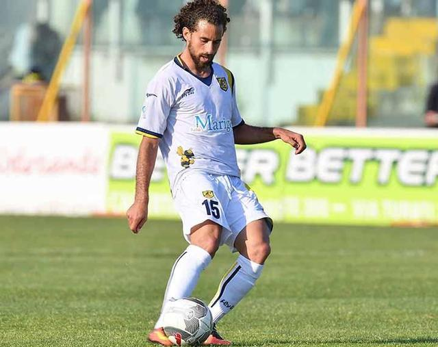 Il centrocampista Luigi Viola, foto: Fonte Web