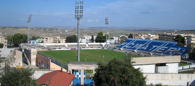 Lo stadio XXI Settembre-Franco Salerno, FOTO: WIKIPEDIA.IT