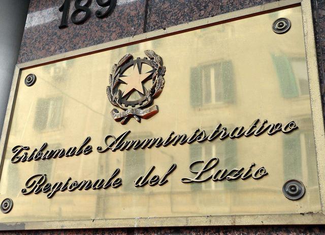 Il Tar del Lazio, foto: Fonte Web