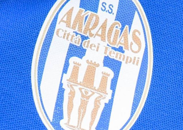 Il logo dell'Akragas, foto: Emanuele Taccardi