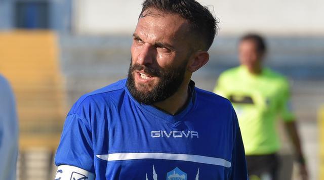 Il centrocampista Marian Galdean, FOTO: EMANUELE TACCARDI