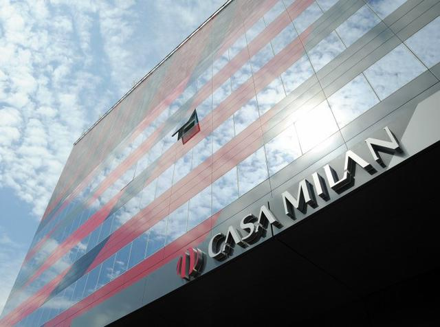 La sede di Casa Milan, foto: Fonte Web