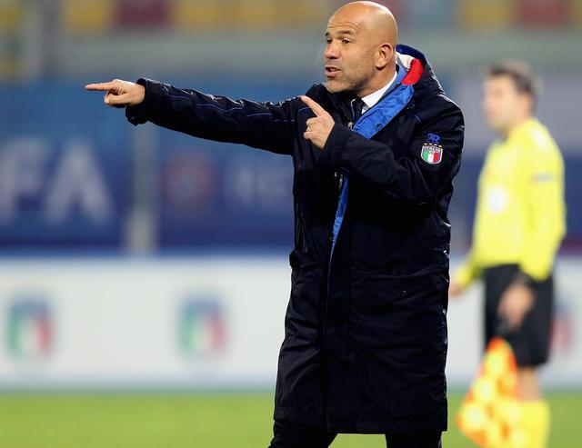 Il ct Luigi Di Biagio, foto: Fonte Web