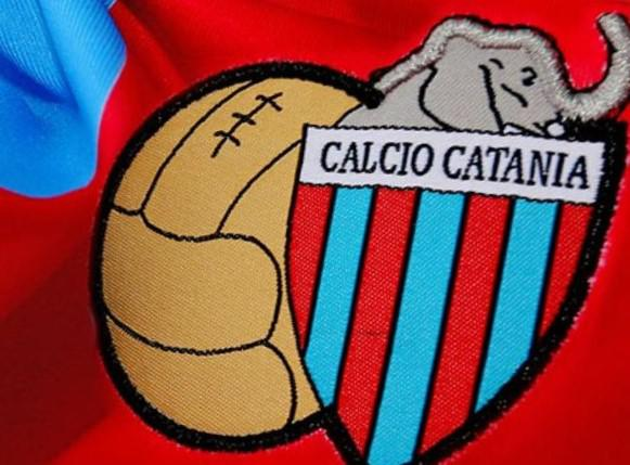 Il logo del Catania, foto: Fonte Web