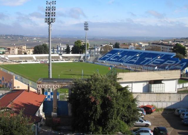 Lo stadio XXI Settembre, foto: Fonte Web