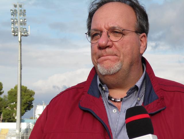 Il neo presidente Rosario Lamberti, foto: TuttoMatera.com