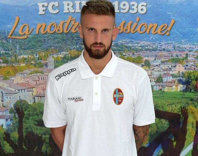 Il difensore Nicolò Gigli, foto: Fonte Web
